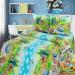 Постельное белье Артпостель Бязь 1,5-спальное 150  Детский парк, , арт. 100