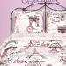 Постельное белье Артпостель Поплин DE LUXE Прогулка по Парижу, 1,5-спальное, арт. 900