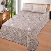 Одеяло-покрывало Италия с наволочками поплин