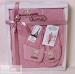 Набор для сауны женский (розовый)