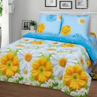 Ромашковое поле 2-спальный с Евро простынёй