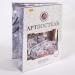 Артпостель Поплин DE LUXE Шанель, 2-спальное с Евро простынёй, арт. 909