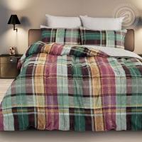 Джерси Велюр 2-спальный с Евро простынёй