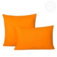 Наволочки на молнии Апельсин трикотаж
