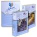 Постельное белье Текс-Дизайн Дакота 3 Голубой, бязь, Евро 1