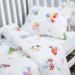 Детское постельное белье  Бусинка Артпостелька Поплин голубой, ясельное арт. 922