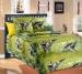 Детское постельное белье Стражи неба зеленый