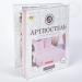Постельное белье Артпостель Поплин DE LUXE с простынёй на резинке Роза 1,5-спальное, арт. 930/1