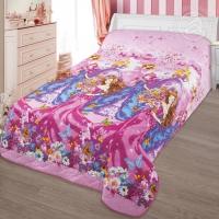 Одеяло-покрывало Мечта красавицы поплин