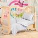 Детское постельное белье Артпостелька Трикотаж Бабочки, ясельное арт. 300