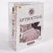 Постельное белье Артпостель Поплин DE LUXE с простынёй на резинке Рафаэль Семейное, арт. 933
