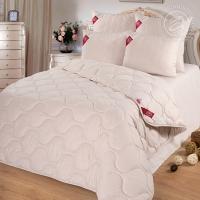 Одеяло Soft Collection Ligt Camel легкое, Евро, 200х215 см