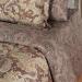 Постельное белье Артпостель  Сатин Престиж Эммануэль коричневое, 1,5-спальное, арт. 705