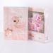 Постельное белье Вирджиния 2 сатин, упаковка ПВХ пенал