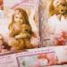 Детское постельное белье Балерина 1 бязь 1,5-спальное арт. 1100А