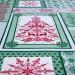 Скатерть Арт Дизайн Метелица зеленый, рогожка, 260х145 см, арт. СБ.150.260