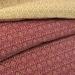 Постельное белье Этюд 2 бордо сатин, упаковка подарочная коробка