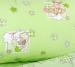 Детское постельное белье Соня зеленый