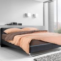 Персиковая карамель трикотаж 1,5-спальный