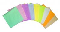 Однотонные фланелевые пеленки 120Х90 см
