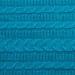 Вязанный плед Лазурит 140х180 см арт. 0ШИЛ95