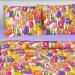 Постельное белье Артпостель Поплин DE LUXE Феерия, 2-спальное с Евро простынёй, арт. 909