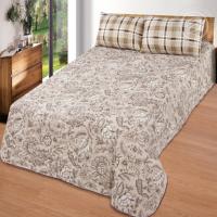 Одеяло-покрывало Ода с наволочками поплин