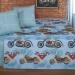 Детское постельное белье Артпостелька Бязь Круизёр, 1,5-спальное, арт. 500В