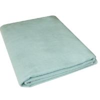 Одеяло байковое однотонное Льдистый 205х150 см