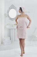 Набор для сауны женский  Pera (розовый)