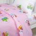 Детское постельное белье  Бусинка розовый Артпостелька Поплин, ясельное арт. 922