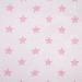 Простыня на резинке Артпостель Звезды (розовый) трикотаж