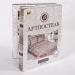Постельное белье Артпостель Поплин DE LUXE с простынёй на резинке Ода Евро, арт. 932