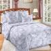 Постельное белье Текс-Дизайн Мира 2, бязь, 2-спальное с Европростыней, арт. 3100Б