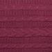 Вязаный плед Брусника 140х180 см