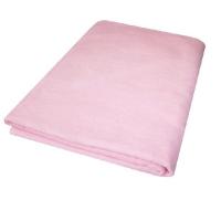 Одеяло байковое однотонное Фламинго 205х150 см