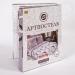 Постельное белье Артпостель Поплин DE LUXE с простынёй на резинке Мелодия Семейное, арт. 933