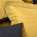 Постельное белье Медовый раф страйп-сатин