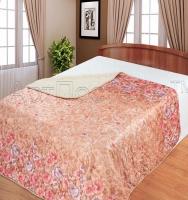 Одеяло-покрывало с мехом