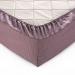 Простыня на резинке Текс-Дизайн Текстура  19 шоколадный перкалевая 160х200х25 см арт. Р113П1