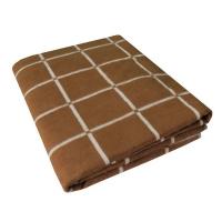 Одеяло байковое Клетка 205х150 см