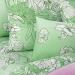 Постельное белье Мальдивы 1 сатин, упаковка ПВХ пенал