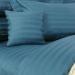 Постельное белье Морская нимфа  страйп-сатин