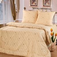 Одеяло Комфорт Шерсть легкое, 1,5-спальное, 140х205 см