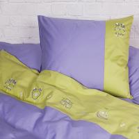 Детское постельное белье Avgustin Palette Grass 845 1,5-спальный