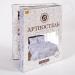 Постельное белье Артпостель Поплин DE LUXE Селена, 2-спальное с Евро простынёй, арт. 909
