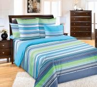 Дакота 3 Голубой, 2-спальный с Европростыней