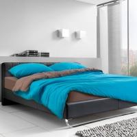 Марокканская лазурь трикотаж 1,5-спальный