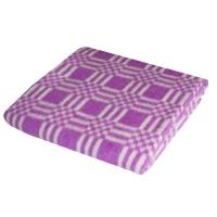 Одеяло байковое детское цветное