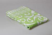 Одеяло Завиток салатовый, 170х205 см